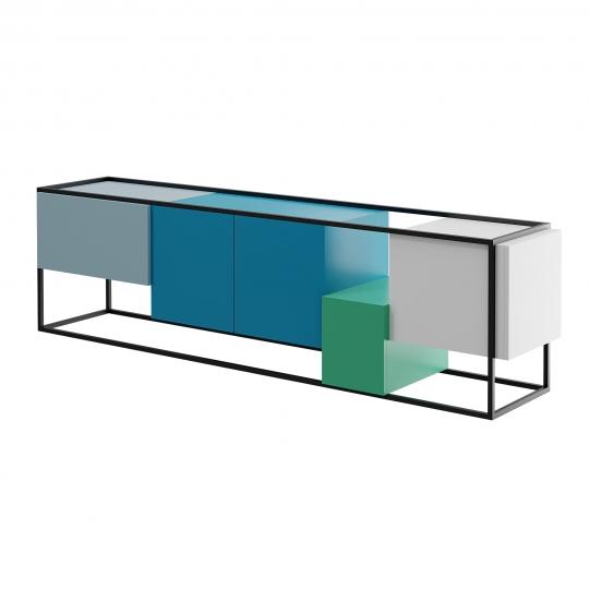 chocofur blender 3D model Sideboards Sideboard 21
