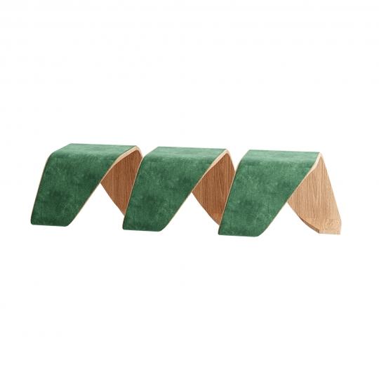 chocofur blender 3D model Benches Bench 45