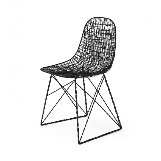 chocofur blender 3D model Chairs Steel 36