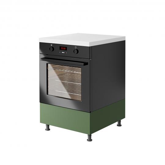 chocofur blender 3D model Kitchen Sets Kitchen Set 03 12