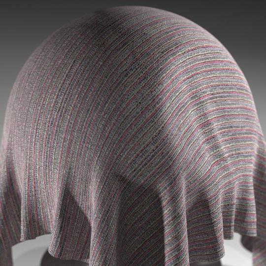 chocofur blender 3D model Fabric Chocofur Fabric Solid 08