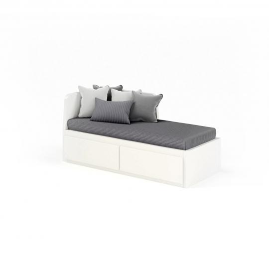 chocofur blender 3D model Beds Bed 16