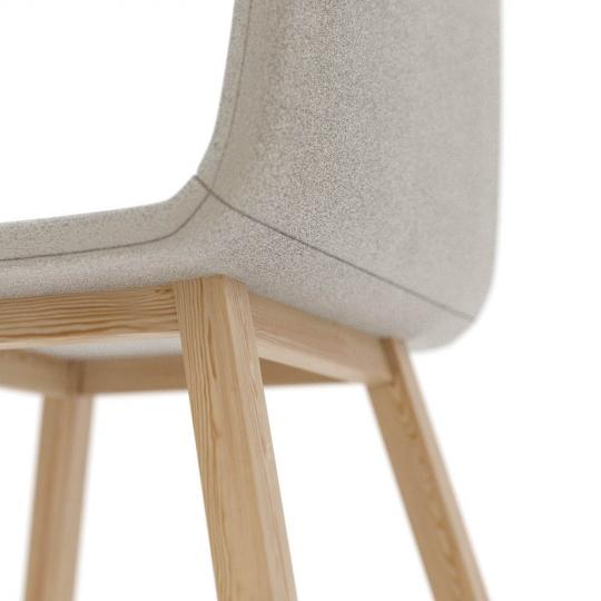 chocofur blender 3D model Chairs Free 18 Fabrics