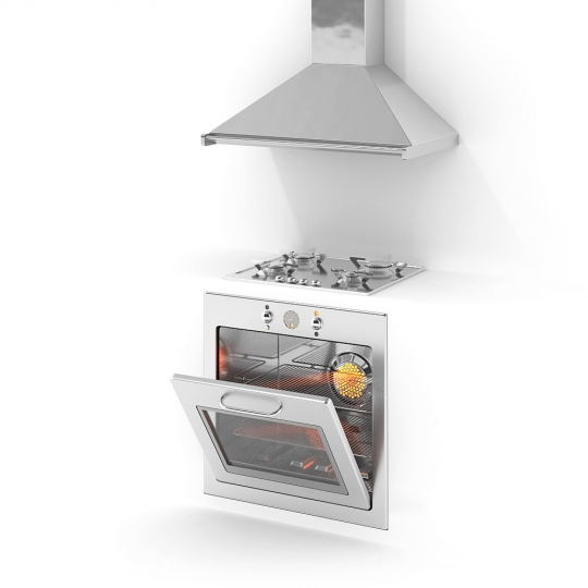 chocofur blender 3D model Cooking Cooking 07
