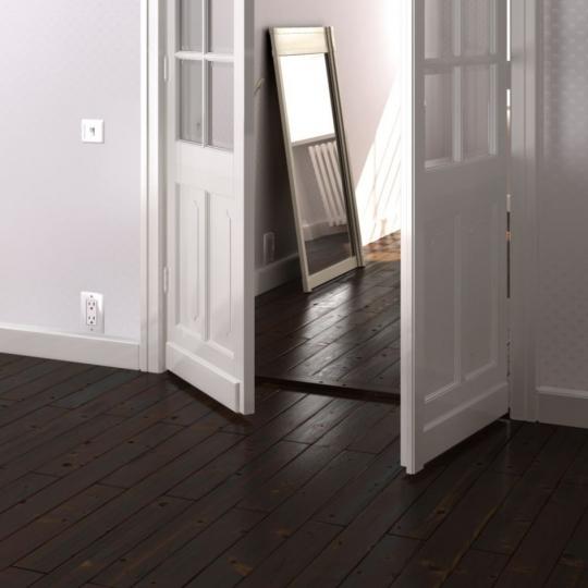 chocofur blender 3D model Wood Flooring Wood Flooring 41 Spruce