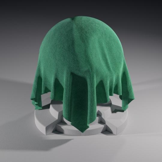 chocofur blender 3D model Base Shaders Chocofur 05 Fabric Basic Shader