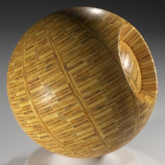 chocofur blender 3D model Wood Chocofur Wood Patterned 30