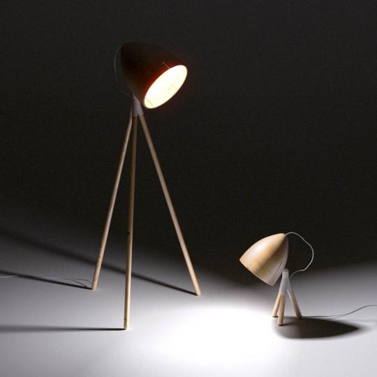chocofur blender 3D model Lamps Light 06