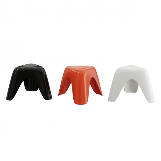 chocofur blender 3D model Stools Stool 22