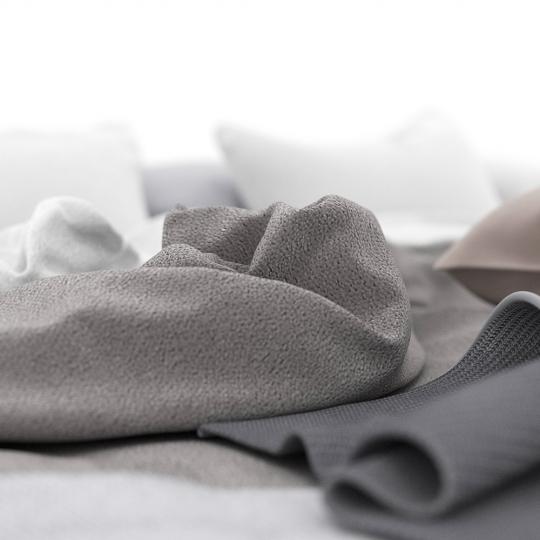 chocofur blender 3D model Beds Bed 07