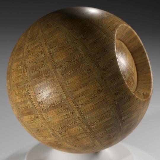chocofur blender 3D model Wood Chocofur Wood Patterned 28