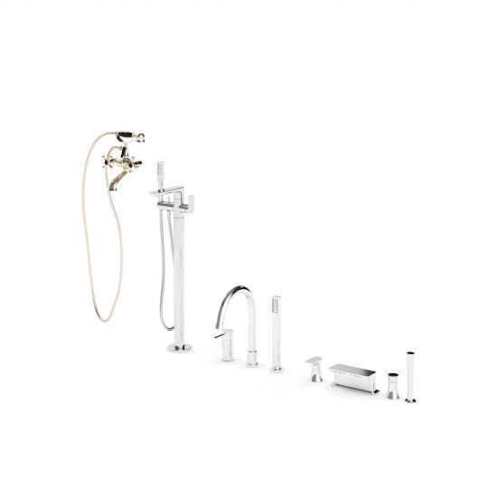 chocofur blender 3D model Bathroom Bathroom_08