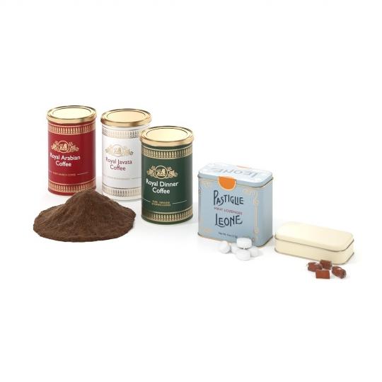 chocofur blender 3D model Food Food 10