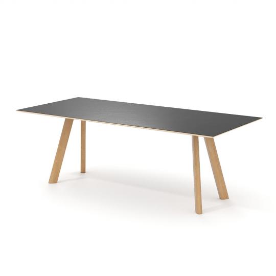 chocofur blender 3D model Tables Wood 42