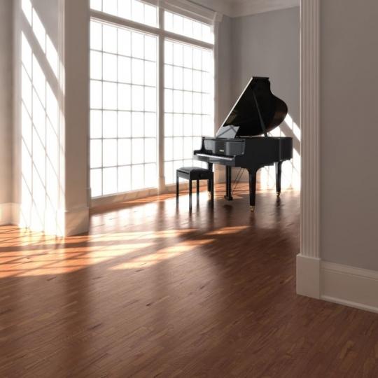 chocofur blender 3D model Wood Flooring Wood Flooring 29 Ash