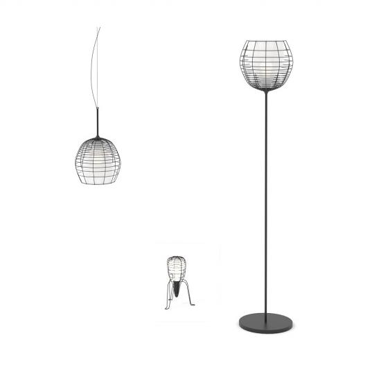 chocofur blender 3D model Lamps Lamp 20