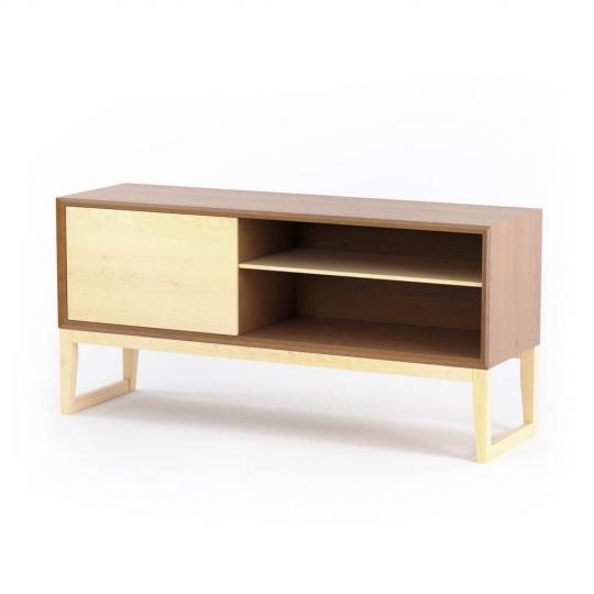 chocofur blender 3D model Sideboards Free 08 Wood
