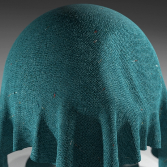 chocofur blender 3D model Fabric Chocofur Fabric Solid 03