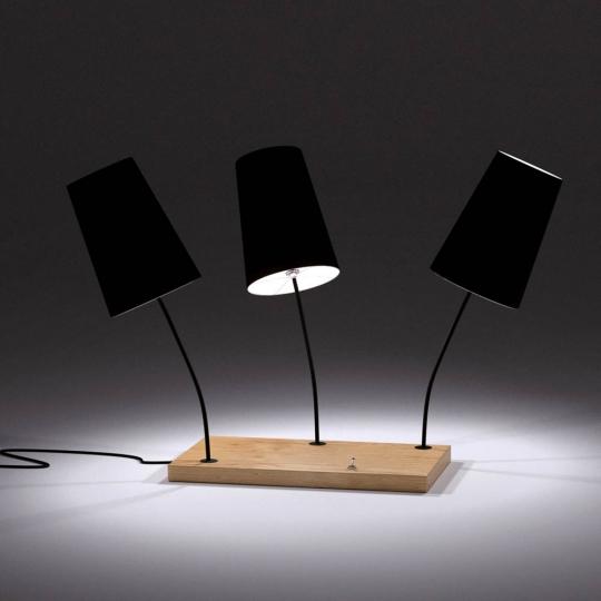 chocofur blender 3D model Lamps Light 03