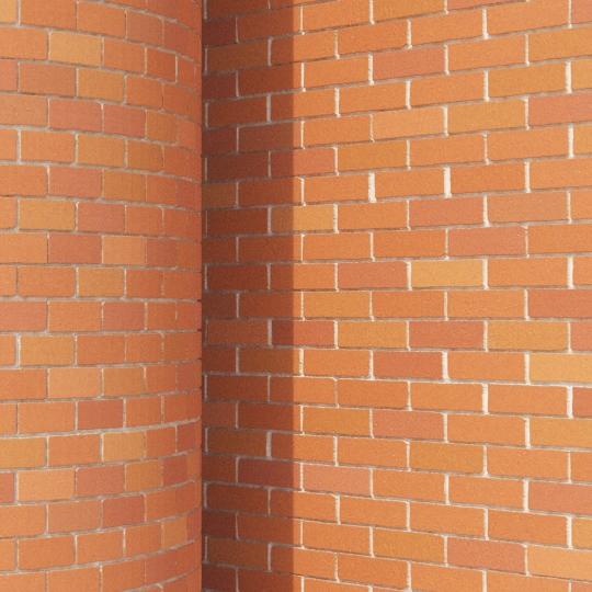 chocofur blender 3D model Brick Brick Simple 05