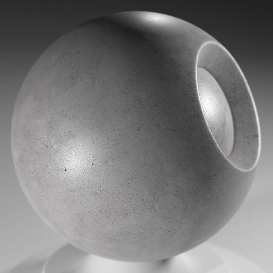 chocofur blender 3D model Concrete Chocofur Concrete Solid 07
