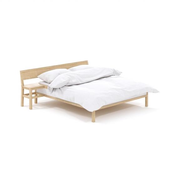 chocofur blender 3D model Beds Japan 20