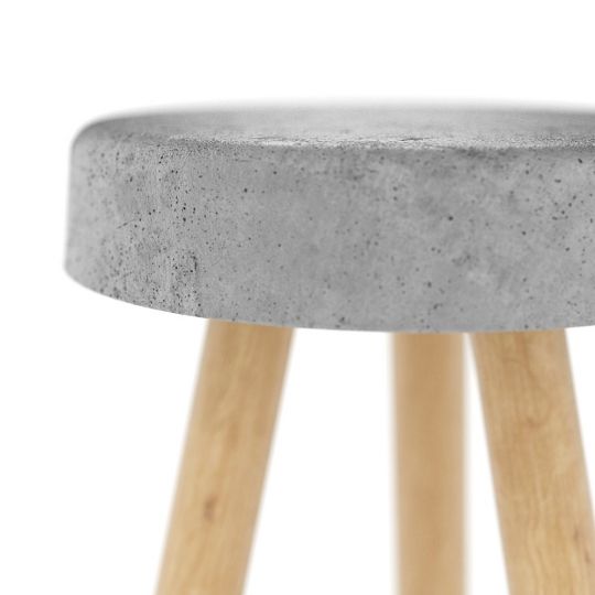 chocofur blender 3D model Stools Concrete 41
