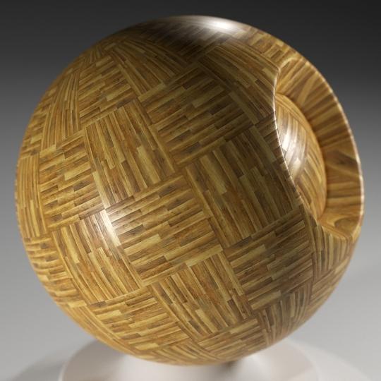 chocofur blender 3D model Wood Chocofur Wood Patterned 24
