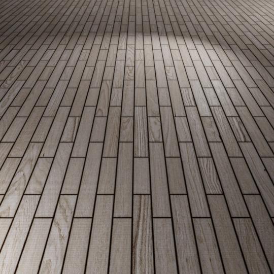 chocofur blender 3D model Wood Flooring Wood Flooring 49 Oak