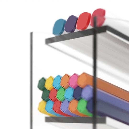 chocofur blender 3D model Office Office 17