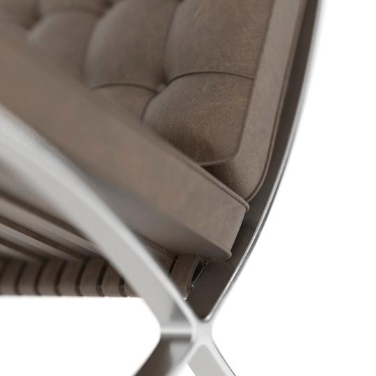 chocofur blender 3D model Lounge Fabrics 42