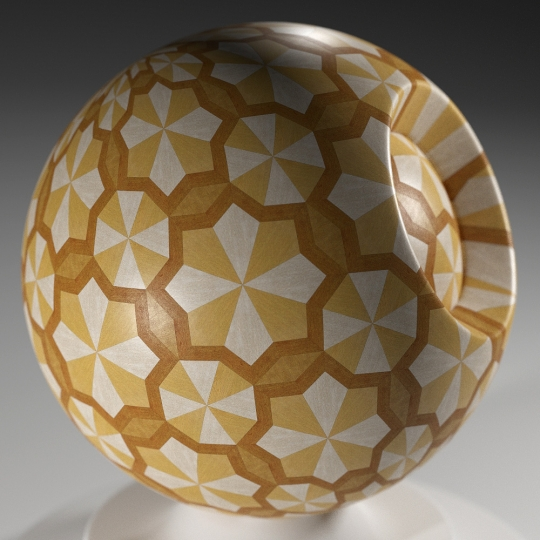 chocofur blender 3D model Wood Chocofur Wood Patterned 04
