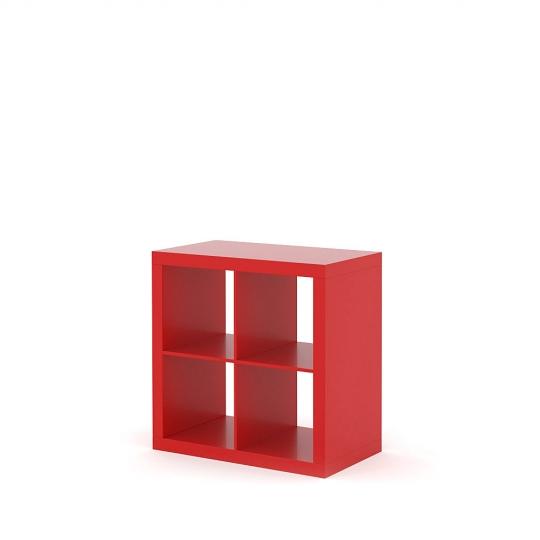 chocofur blender 3D model Storage Scandinavian 03
