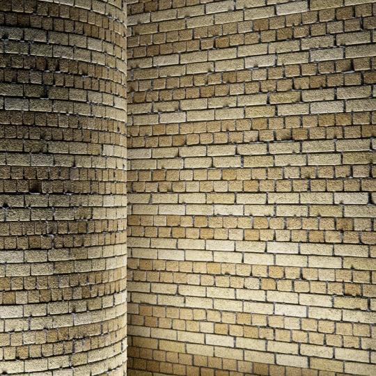 chocofur blender 3D model Brick Brick Simple 14