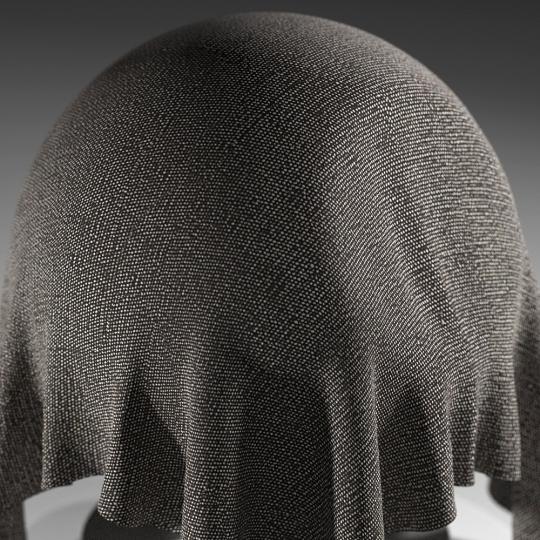 chocofur blender 3D model Fabric Chocofur Fabric Solid 11