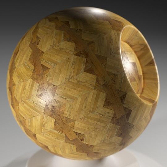 chocofur blender 3D model Wood Chocofur Wood Patterned 15