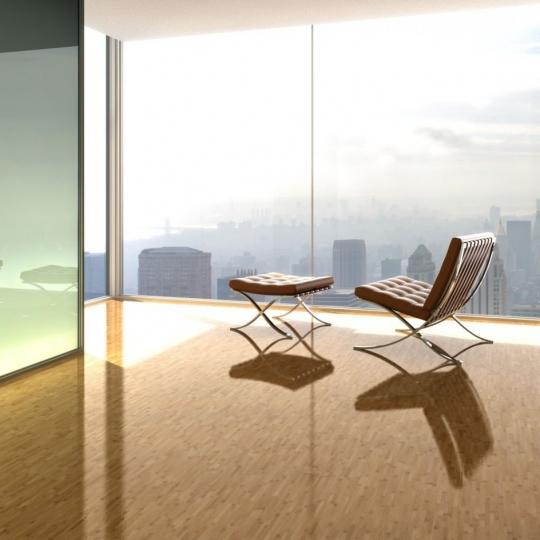 chocofur blender 3D model Wood Flooring Wood Flooring 04 Bamboo