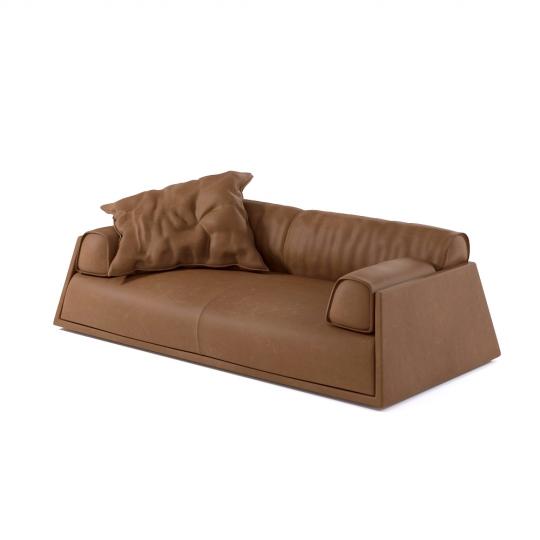 chocofur blender 3D model Sofas Sofa 08