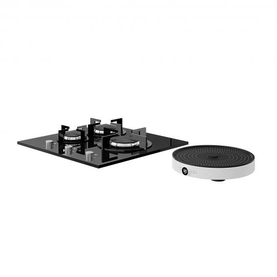 chocofur blender 3D model Kitchen Sets Kitchen Set 03 13