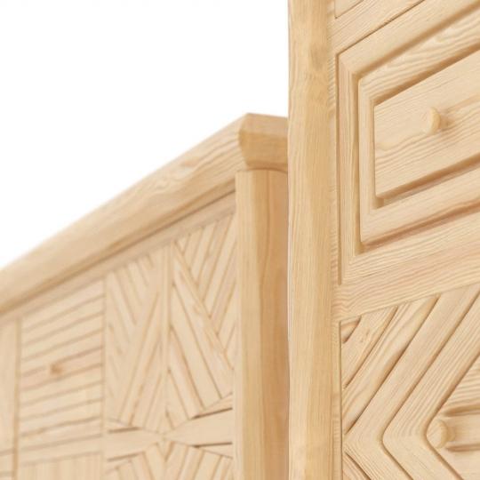 chocofur blender 3D model Storage Free 22 Wood