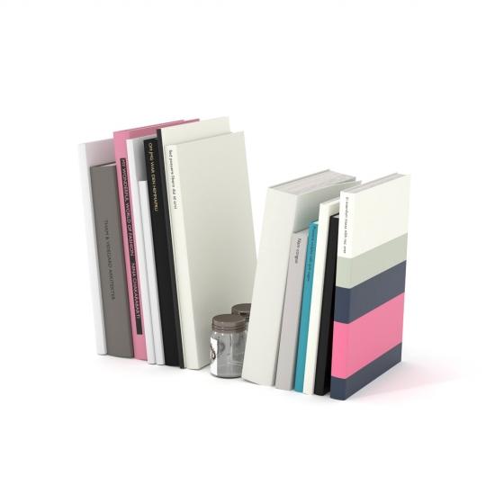 chocofur blender 3D model Books Books 14
