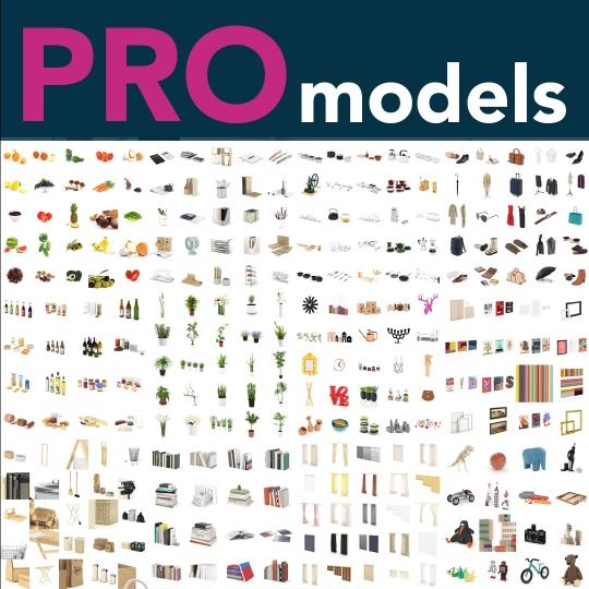 chocofur blender 3D model Subscriptions Chocofur PRO Subscription (1 year)