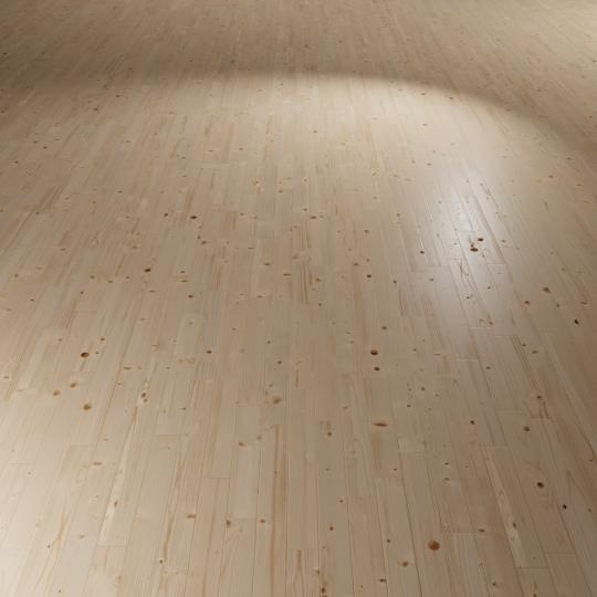 chocofur blender 3D model Wood Flooring Wood Flooring 36 Spruce