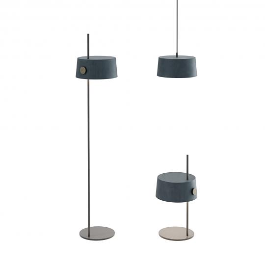 chocofur blender 3D model Lamps Lamp 28