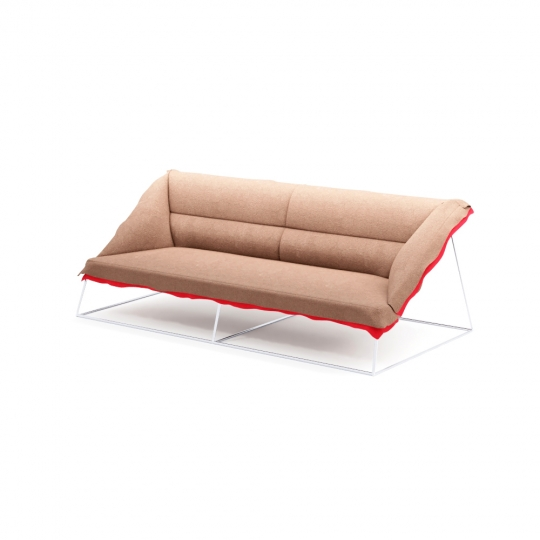 chocofur blender 3D model Sofas Sofa 04