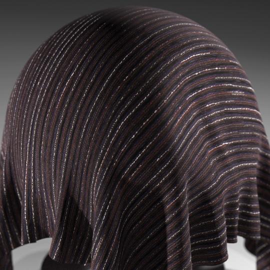 chocofur blender 3D model Fabric Chocofur Fabric Solid 09