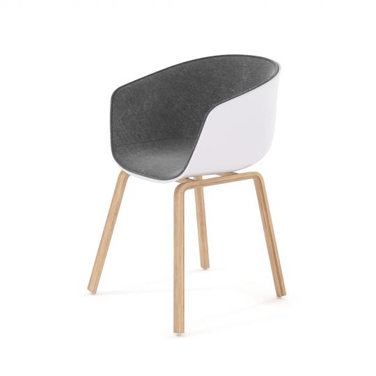 chocofur blender 3D model Chairs Fabrics 36