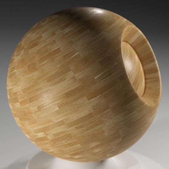 chocofur blender 3D model Wood Chocofur Wood Simple 06