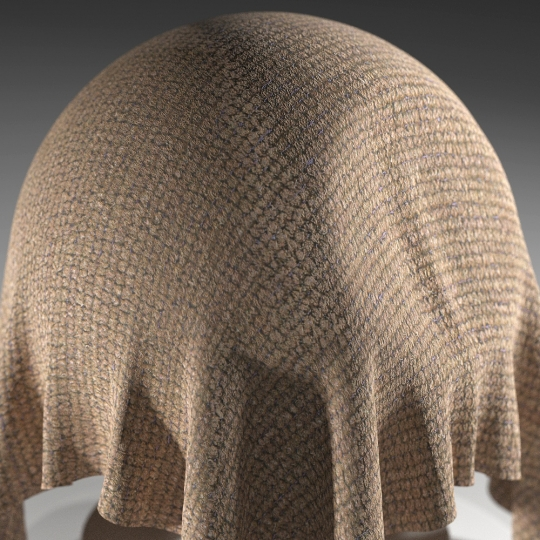 chocofur blender 3D model Fabric Chocofur Fabric Solid 16