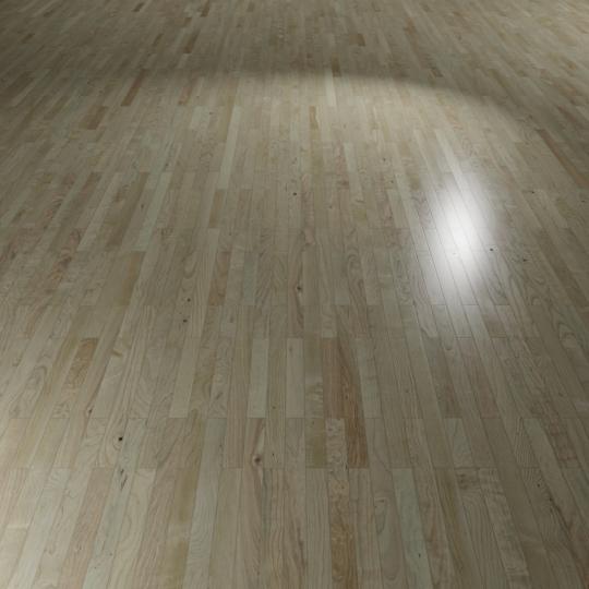 chocofur blender 3D model Wood Flooring Wood Flooring 08 Maple